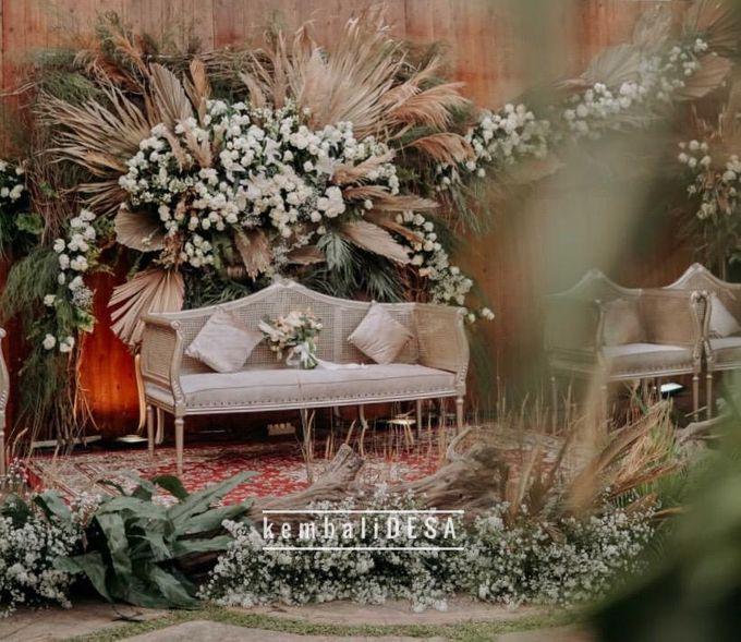 Rustic Decoration by kembaliDESA - 001