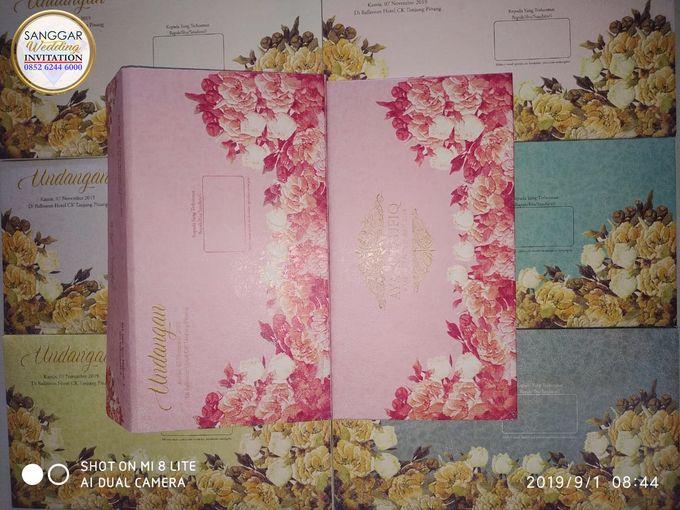 AYA & TAUFIQ (Neat Flory Luxury) by Sanggar Undangan - 013