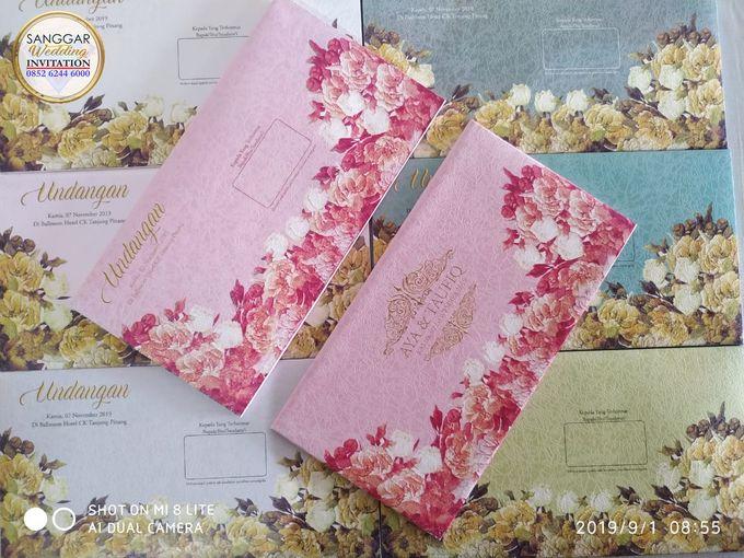AYA & TAUFIQ (Neat Flory Luxury) by Sanggar Undangan - 016