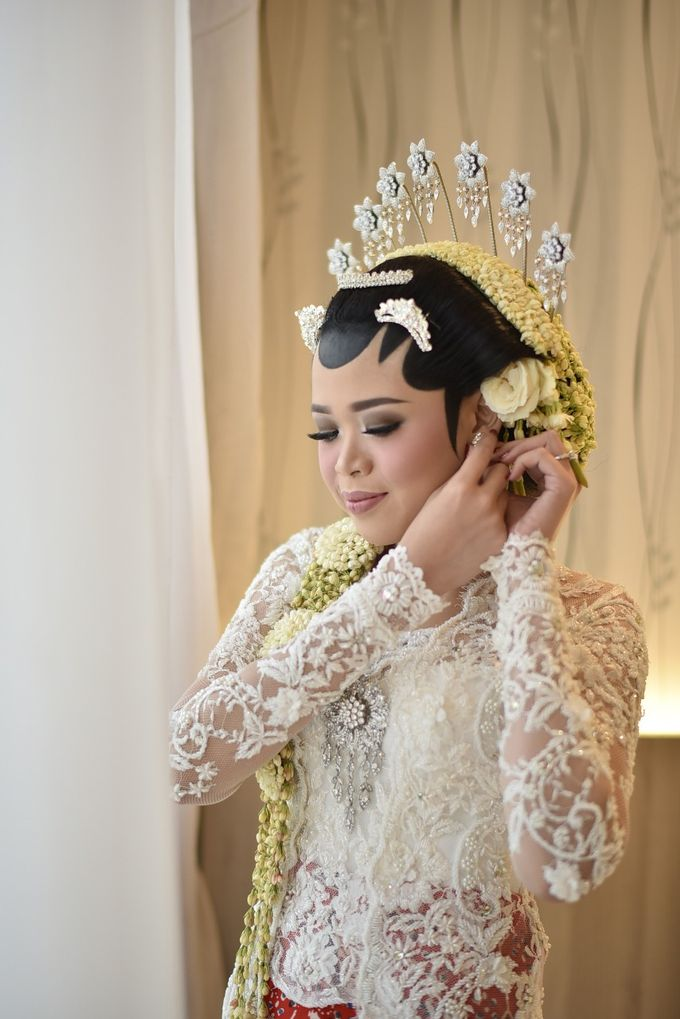 Aniza Angga by Chandira Wedding Organizer - 018