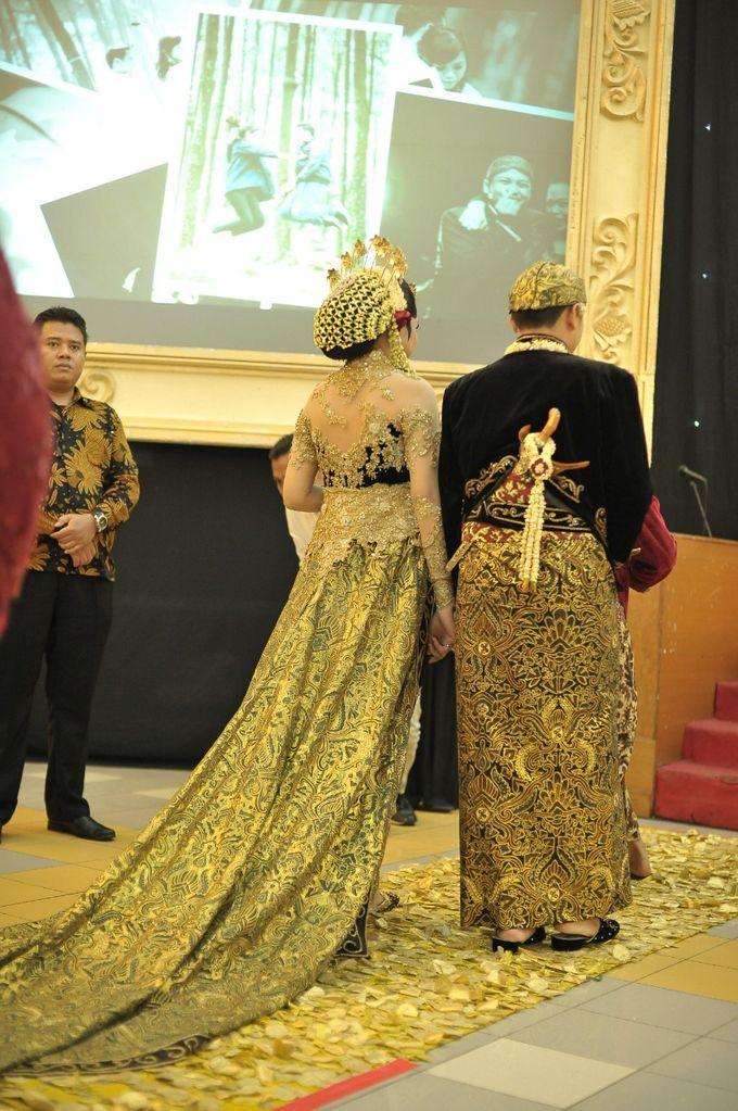 Aniza Angga by Chandira Wedding Organizer - 022