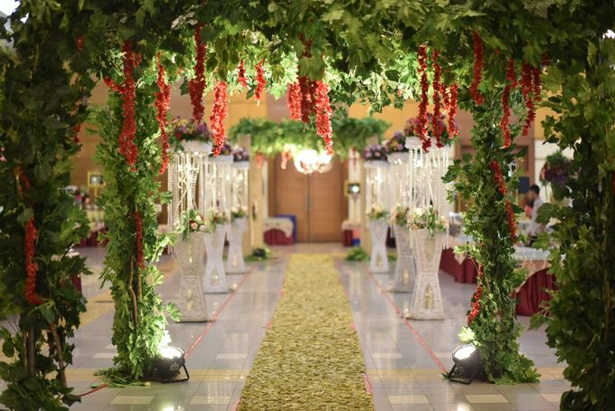 Aniza Angga by Chandira Wedding Organizer - 020