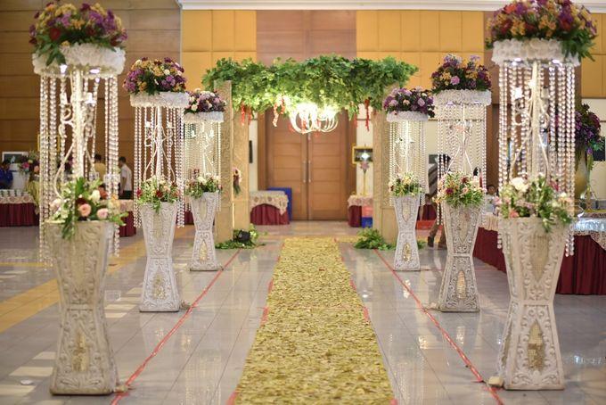 Aniza Angga by Chandira Wedding Organizer - 021
