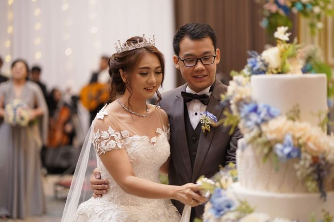 Wedding Leo & Jessica by Priceless Wedding Planner & Organizer - 012