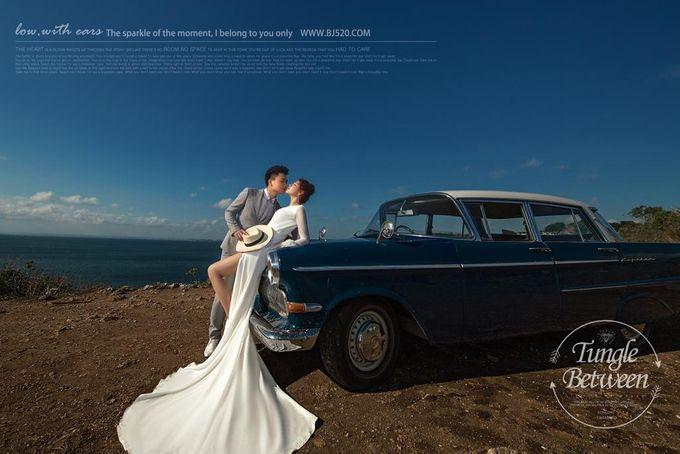 Blue Classic Car by Bali Classic Community - 005