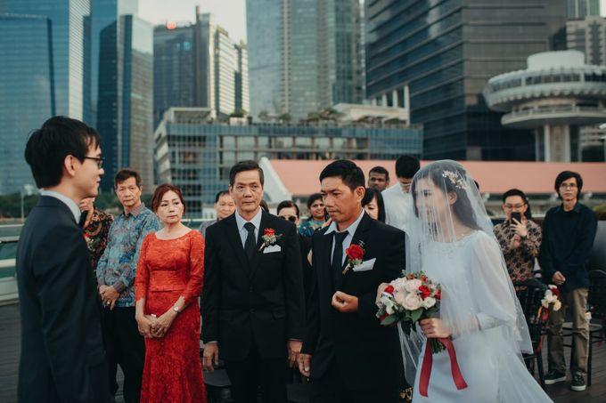 Werry And Emilion Wedding by Ivone sulistia - 003