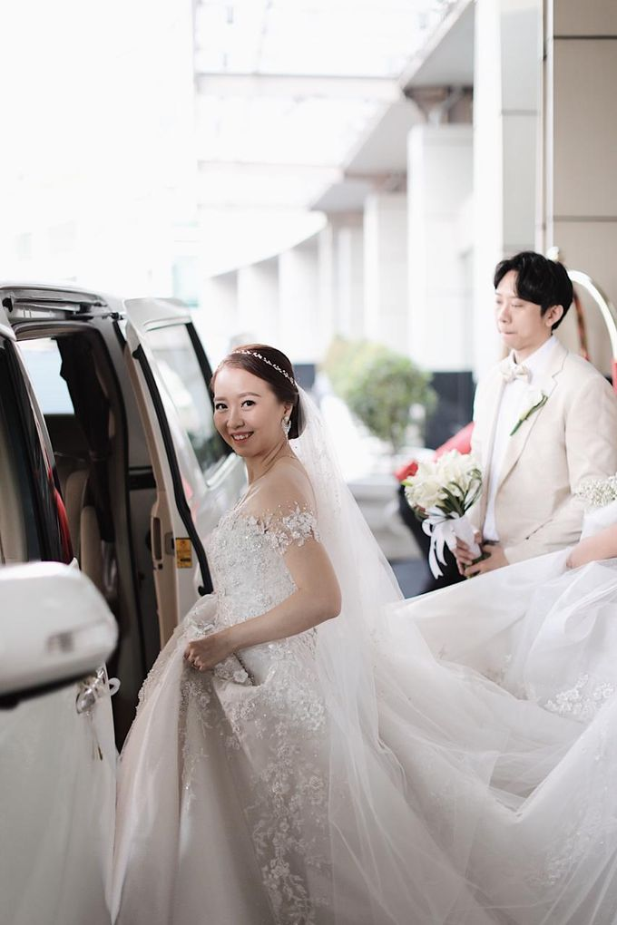 DESY & MANDY  Wedding by Marsia Yulia Signature. Natural and Korean Make Up Specialist. - 006