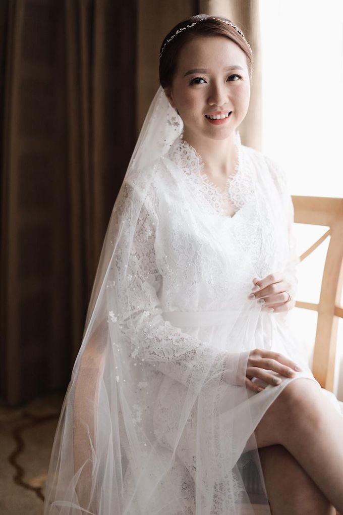 DESY & MANDY  Wedding by Marsia Yulia Signature. Natural and Korean Make Up Specialist. - 005