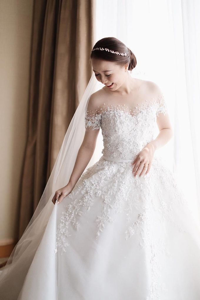 DESY & MANDY  Wedding by Marsia Yulia Signature. Natural and Korean Make Up Specialist. - 002
