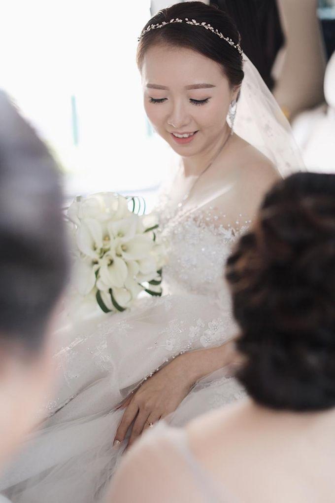 DESY & MANDY  Wedding by Marsia Yulia Signature. Natural and Korean Make Up Specialist. - 003