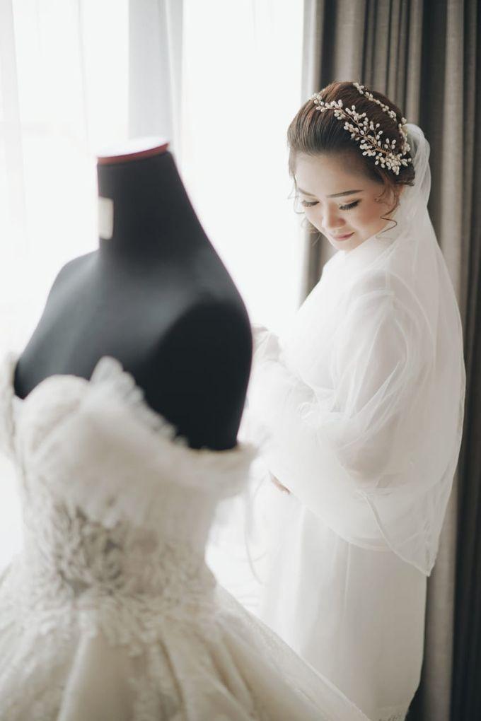 Wedding Of Juliyanto & Desliyanti by Elina Wang Bridal - 016