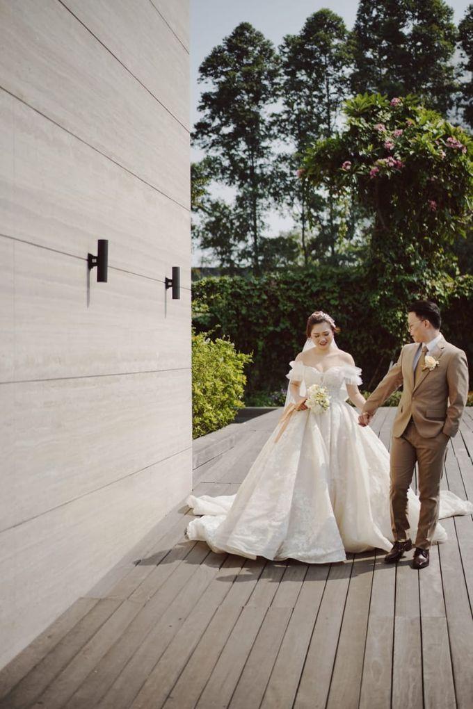 Wedding Of Juliyanto & Desliyanti by Elina Wang Bridal - 018