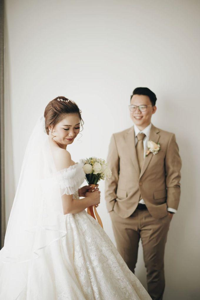 Wedding Of Juliyanto & Desliyanti by Elina Wang Bridal - 017
