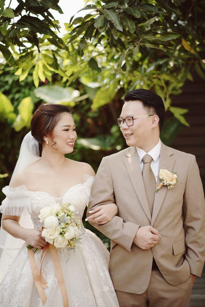 Wedding Of Juliyanto & Desliyanti by Elina Wang Bridal - 019