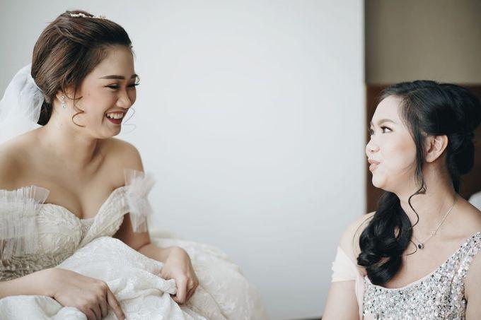 Wedding Of Juliyanto & Desliyanti by Elina Wang Bridal - 014