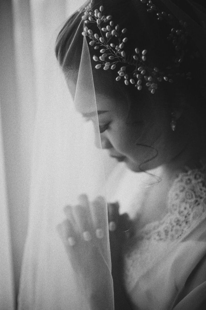 Wedding Of Juliyanto & Desliyanti by Elina Wang Bridal - 009