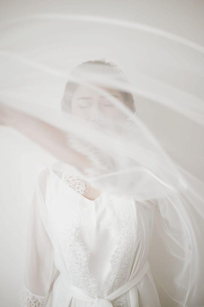 Wedding Of Juliyanto & Desliyanti by Elina Wang Bridal - 001