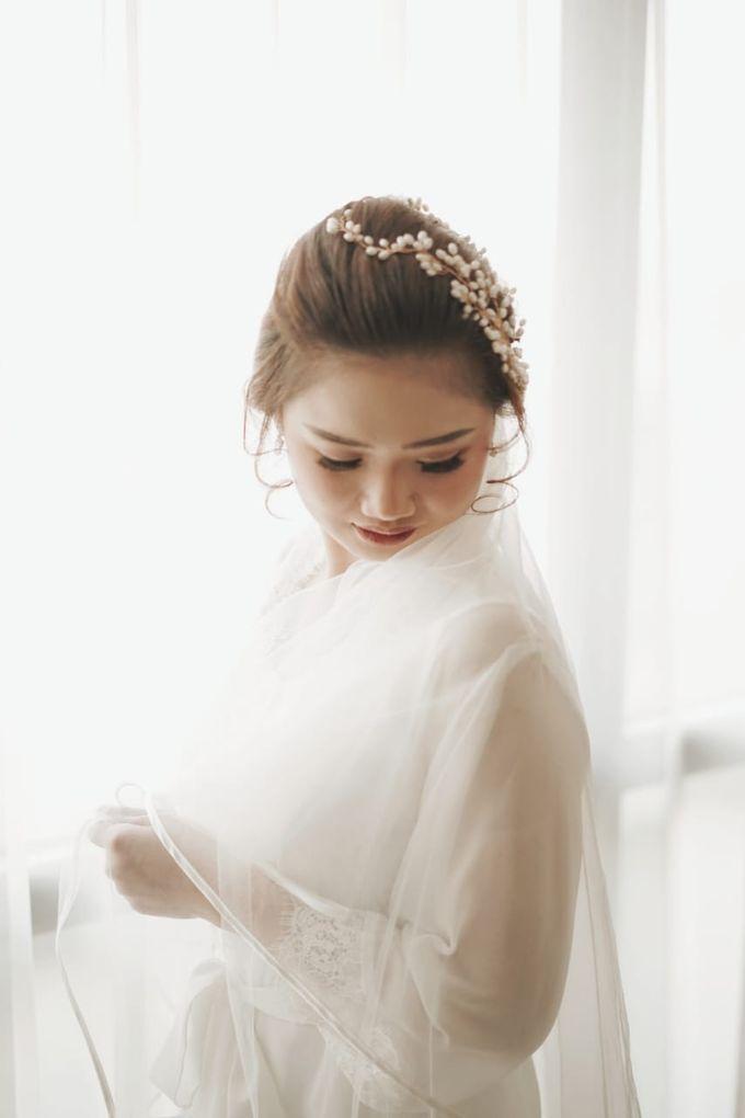 Wedding Of Juliyanto & Desliyanti by Elina Wang Bridal - 003