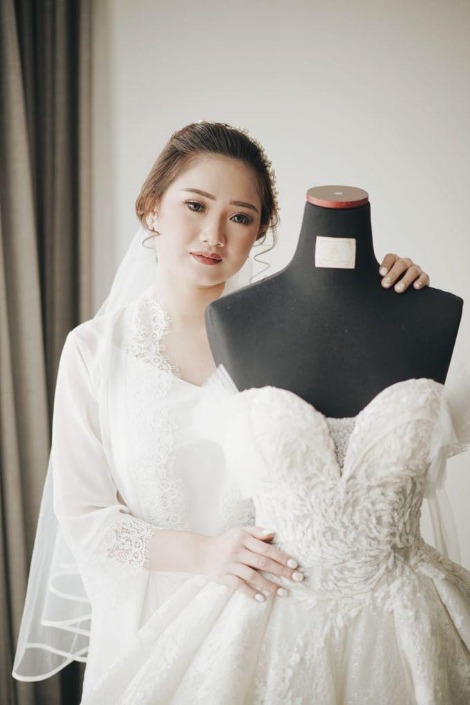 Wedding Of Juliyanto & Desliyanti by Elina Wang Bridal - 007