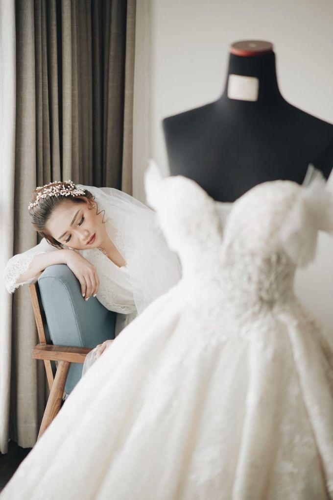 Wedding Of Juliyanto & Desliyanti by Elina Wang Bridal - 008