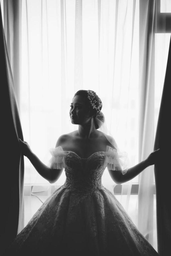 Wedding Of Juliyanto & Desliyanti by Elina Wang Bridal - 002