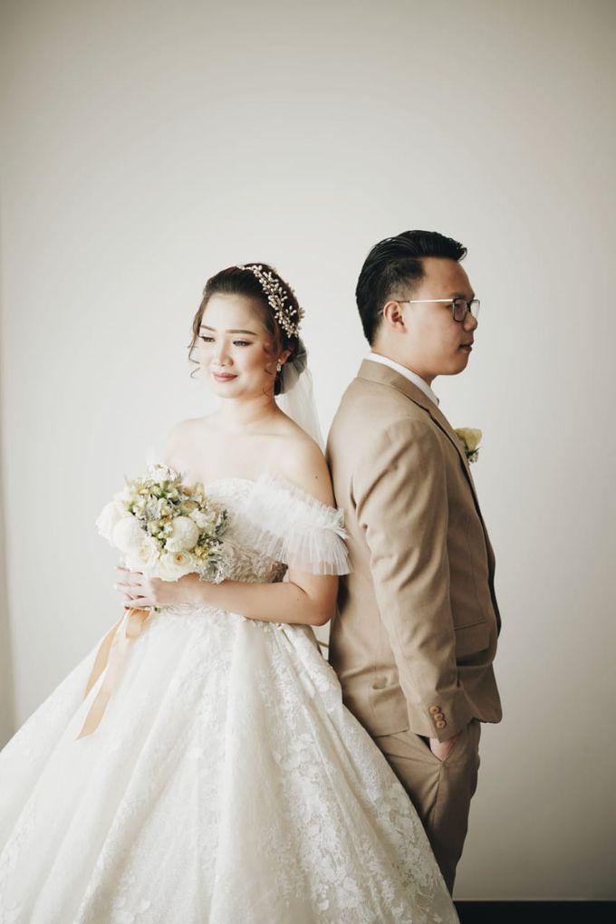 Wedding Of Juliyanto & Desliyanti by Elina Wang Bridal - 012