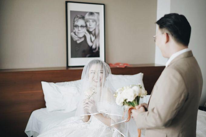 Wedding Of Juliyanto & Desliyanti by Elina Wang Bridal - 013