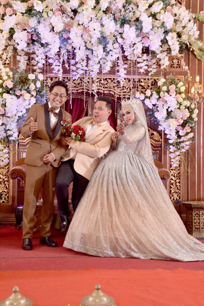 AISYAH & ADIT - WEDDING DREAM by SORA Wedding Organizer - 003