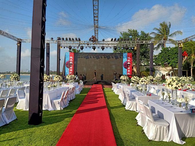 Event Dinner 200 Orang by Sekar Jagat Bali - 001