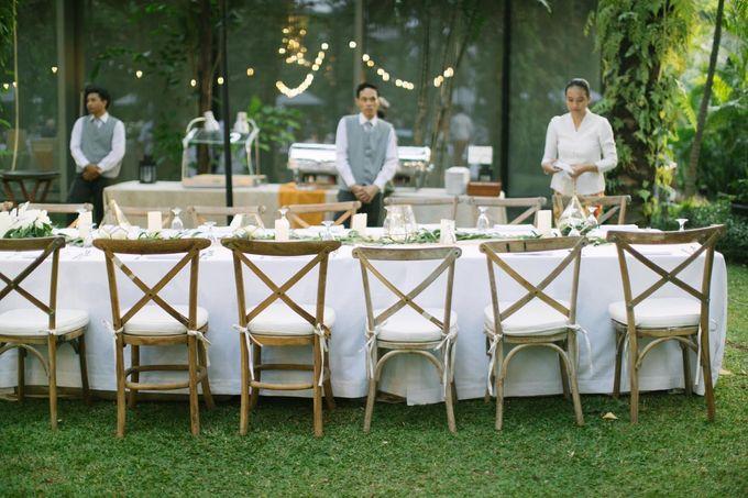 Garden party at Dharmawangsa Jakarta by CITTA Wedding - 009