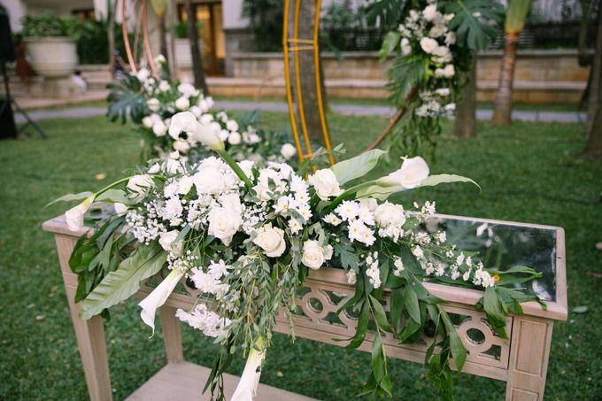 Garden party at Dharmawangsa Jakarta by CITTA Wedding - 007