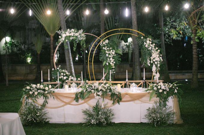 Garden party at Dharmawangsa Jakarta by CITTA Wedding - 008
