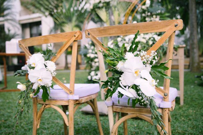 Garden party at Dharmawangsa Jakarta by CITTA Wedding - 003