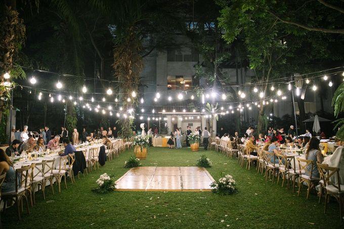 Garden party at Dharmawangsa Jakarta by CITTA Wedding - 011