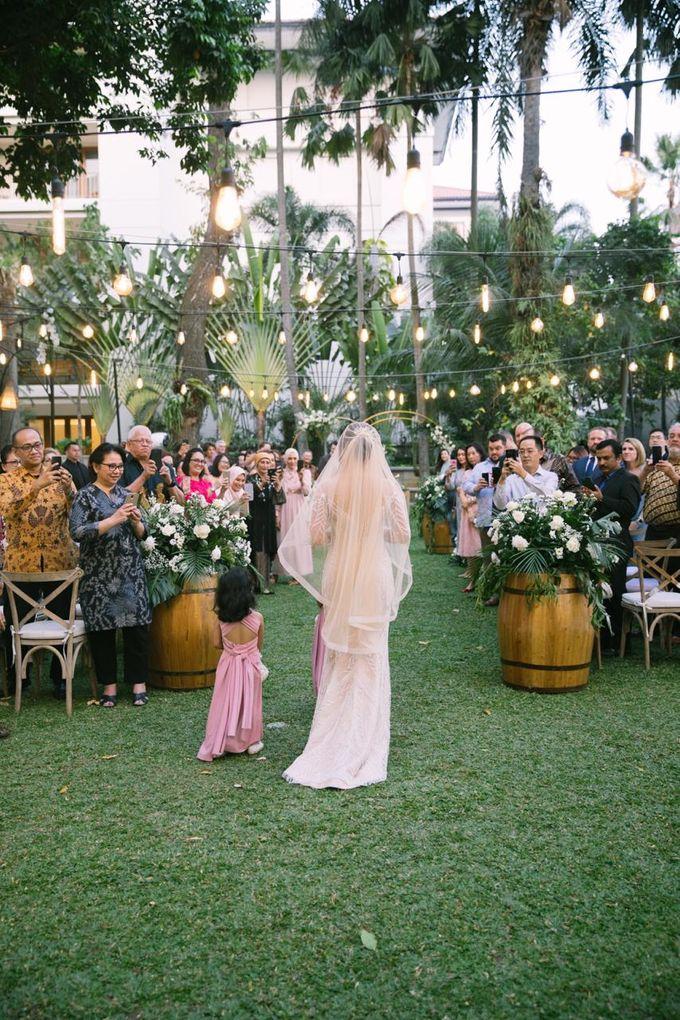 Garden party at Dharmawangsa Jakarta by CITTA Wedding - 013