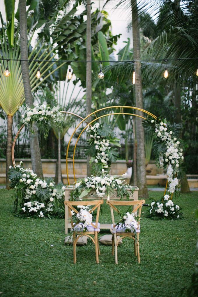 Garden party at Dharmawangsa Jakarta by CITTA Wedding - 012