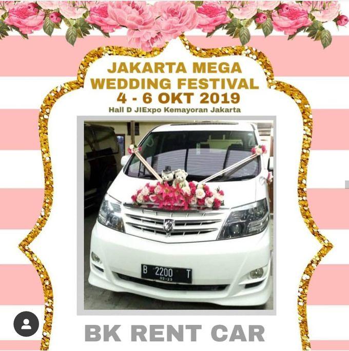 JAKARTA MEGA WEDDING FESTIVAL 4-6 OKT 2019 by BKRENTCAR - 001