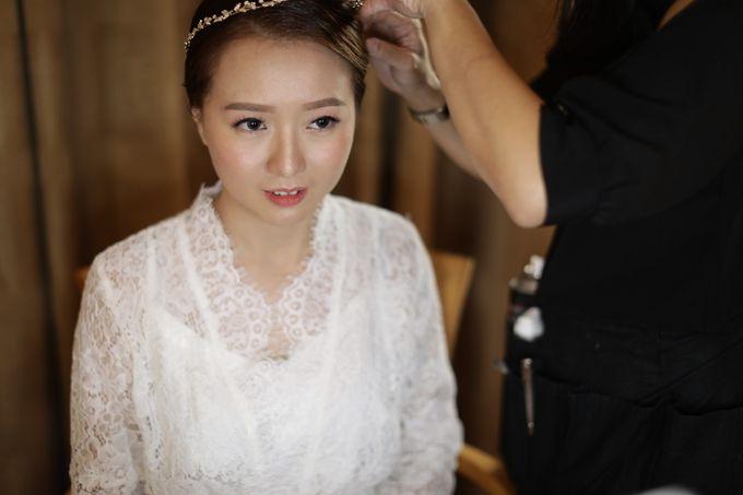 DESY & MANDY  Wedding by Marsia Yulia Signature. Natural and Korean Make Up Specialist. - 004