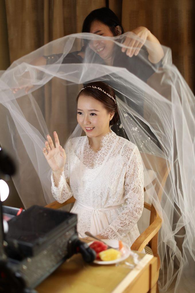 DESY & MANDY  Wedding by Marsia Yulia Signature. Natural and Korean Make Up Specialist. - 008