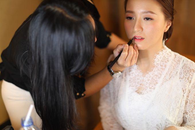 DESY & MANDY  Wedding by Marsia Yulia Signature. Natural and Korean Make Up Specialist. - 012