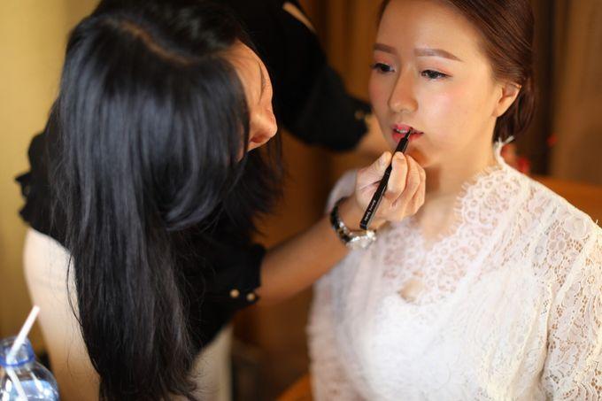 DESY & MANDY  Wedding by Marsia Yulia Signature. Natural and Korean Make Up Specialist. - 007