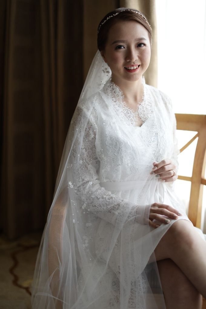 DESY & MANDY  Wedding by Marsia Yulia Signature. Natural and Korean Make Up Specialist. - 009