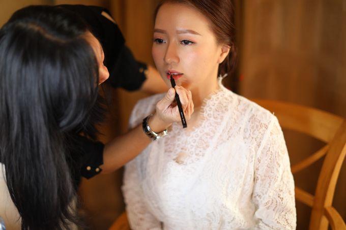 DESY & MANDY  Wedding by Marsia Yulia Signature. Natural and Korean Make Up Specialist. - 010