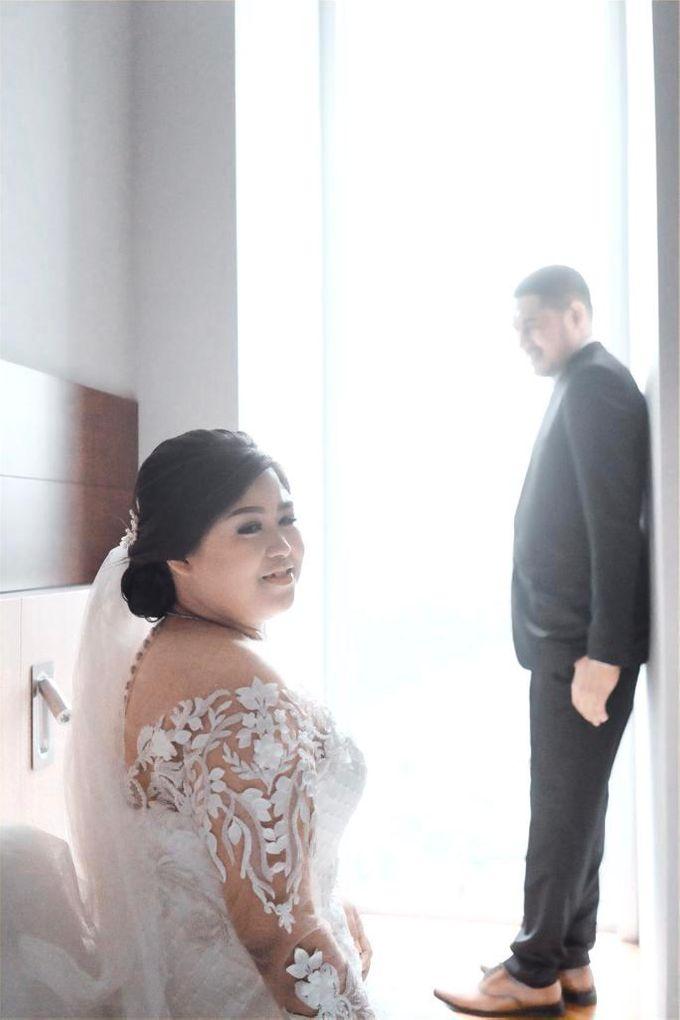 Happy wedding to fany & Ivan by D BRIDE - 003
