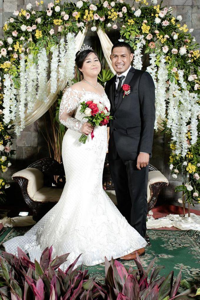 Happy wedding to fany & Ivan by D BRIDE - 012