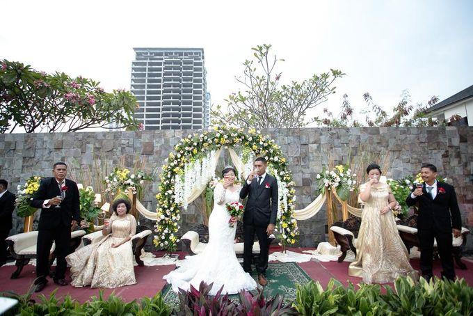 Happy wedding to fany & Ivan by D BRIDE - 010