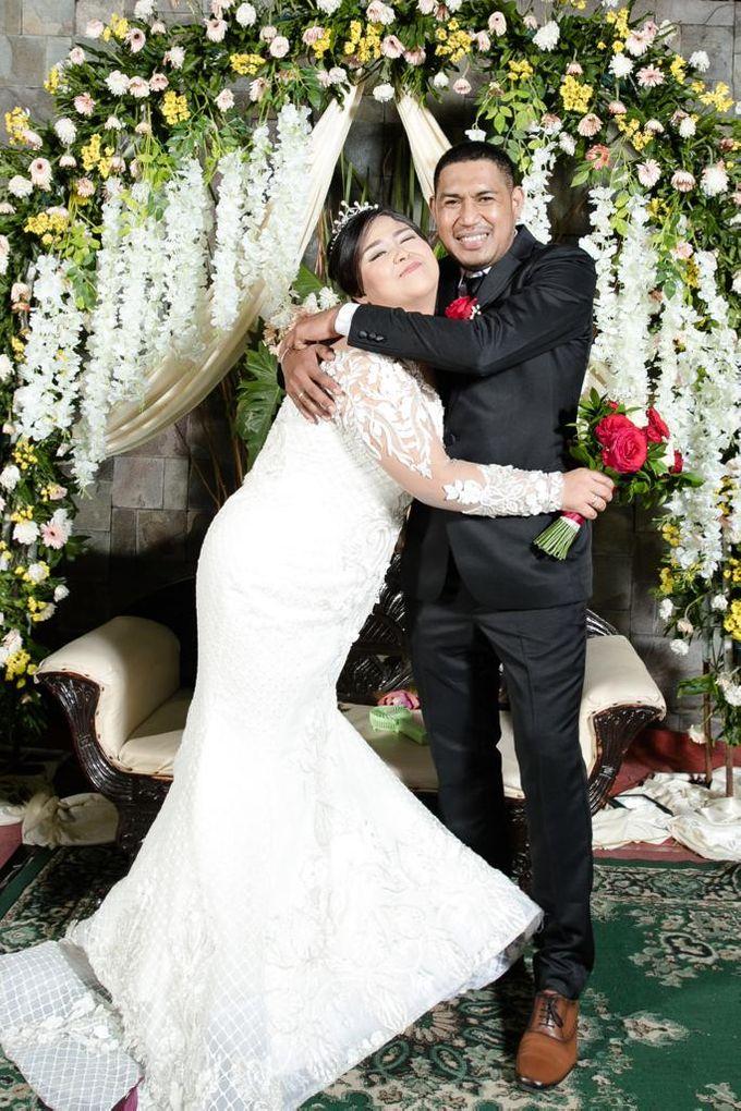 Happy wedding to fany & Ivan by D BRIDE - 011