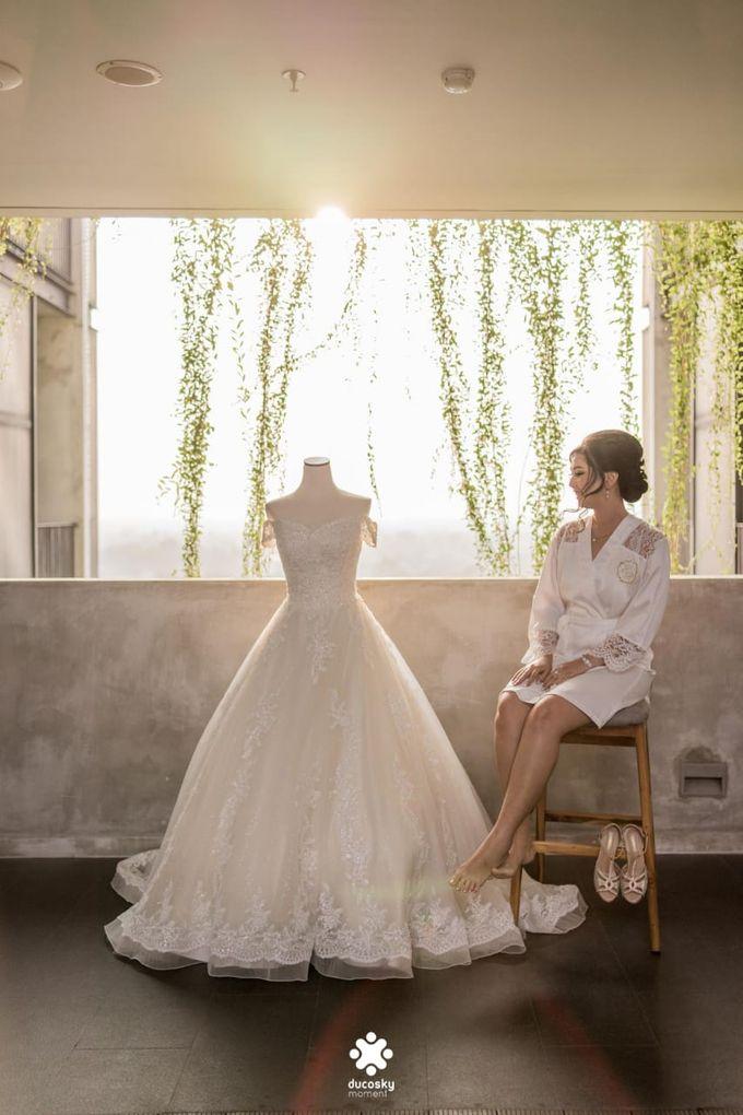 Evelyn & Rendy Wedding by DESPRO Organizer - 005