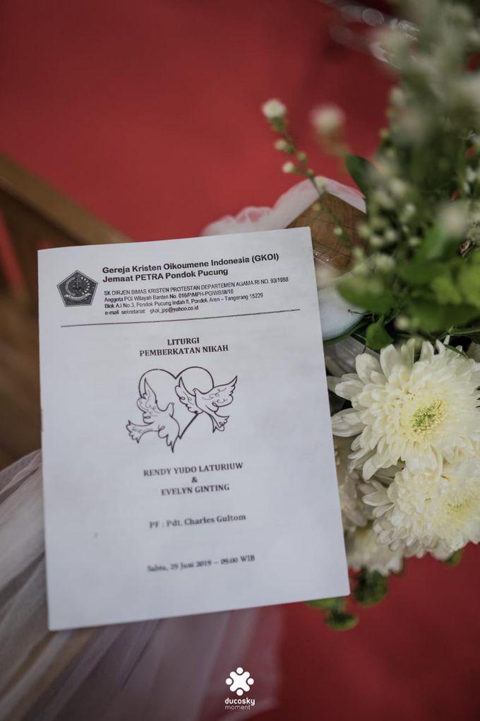 Evelyn & Rendy Wedding by DESPRO Organizer - 001