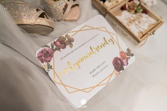 Evelyn & Rendy Wedding by DESPRO Organizer - 002